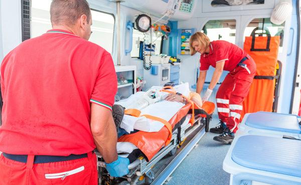 Transporte y movilización de pacientes