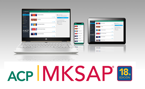 Programa de Medicina Interna  MKSAP 18